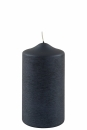 Fink Candle, Kerze, Paraffin, blueberry, H= 15 cm,...