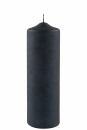 Fink Candle, Kerze, Paraffin, blueberry, H= 25 cm,...