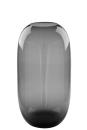 Fink BRASIL Vase,Glas,grau  Höhe 55cm, Ø 29cm...