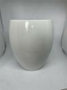 Hutschenreuther Vase weiß H: 22cm