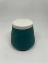 Gilde Keramik Vorratsdose H: 9,5 cm D: 7 cm