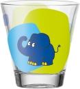 Leonardo Becher 215ml blauer Elefant 21419