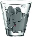 6 er Set  von Leonardo Becher 215ml Elefant Bambini 17901