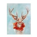 Werner Voß Bild Autumn Deer Acryl auf Leinwand...