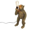 """Werner Voss Affen Stehleuchte """"Koko"""" stehend..."""