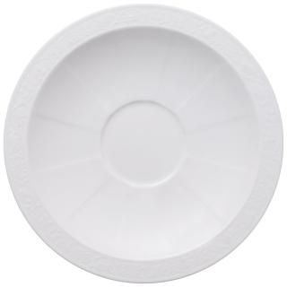 Villeroy & Boch Frühstücksuntertasse White Pearl 1043891250