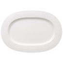 Villeroy & Boch Platte oval 41cm White Pearl 1043892940