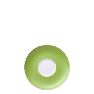 Thomas Cappucc. Untertasse Sunny Day Apple Green 10850-408527-14671