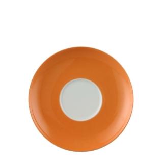 Thomas Cappucc. Untertasse Sunny Day Orange 10850-408505-14671