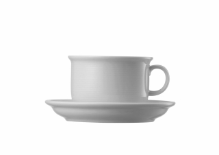Thomas Cappuccinota. 2-tlg. Trend / Weiss 11400-800001-14765