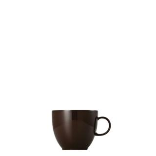 Kaffee-Obertasse Sunny Day / Dark Brown