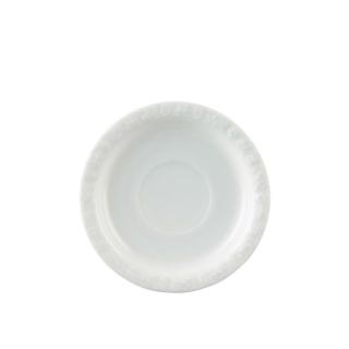 Rosenthal Kaffee-Untertasse MARIA WHITE/WEISS 10430-800001-14741