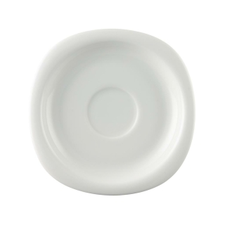 Rosenthal Kaffee-Untertasse SUOMI WHITE/WEISS 17000-800001-14741