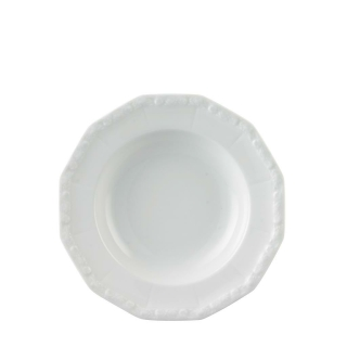Rosenthal Suppenteller 23 cm MARIA WHITE/WEISS 10430-800001-10323